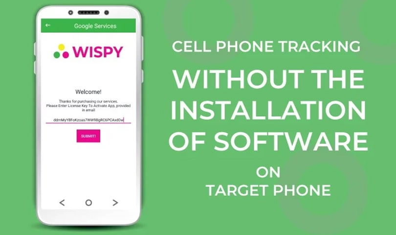 Cell Phone Tracking Without the Installation of Software