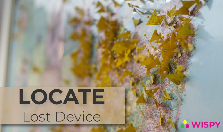 Why you should track and locate lost devices