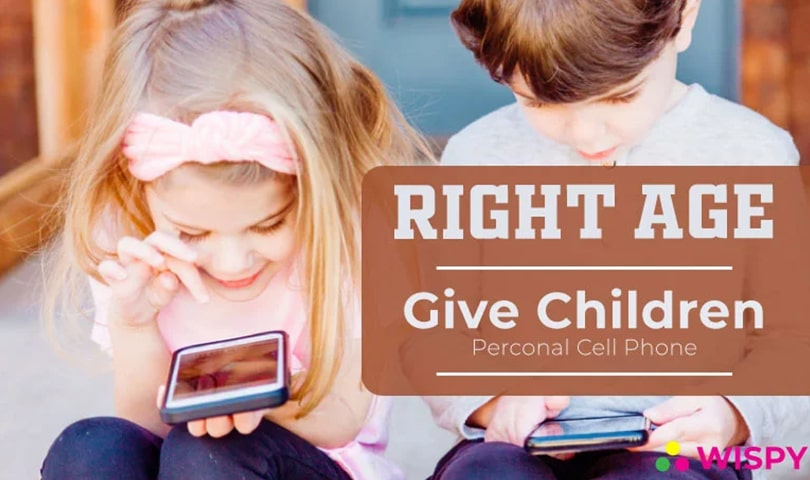 What Is the Right Age to Give Children Their Personal Cell Phones