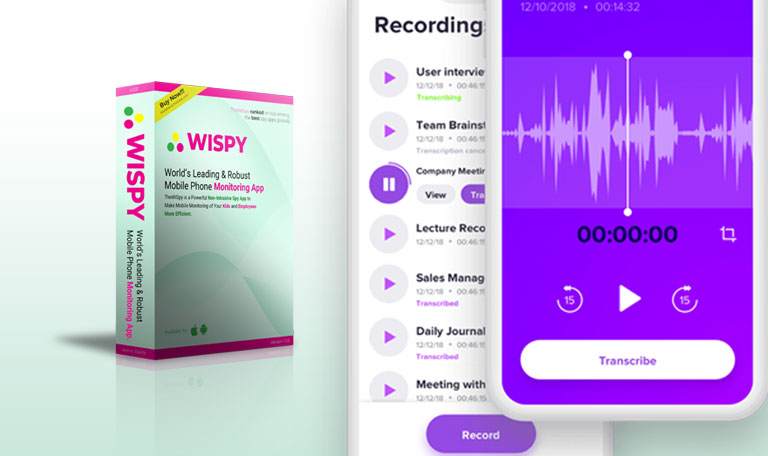 Best Phone Call Recording Spy Apps-TheWiSpy