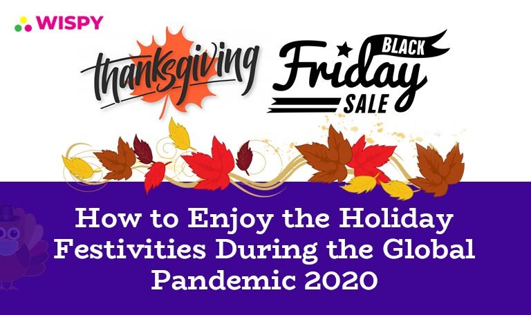 Thanksgiving & Black Friday Global Pandemic 2020