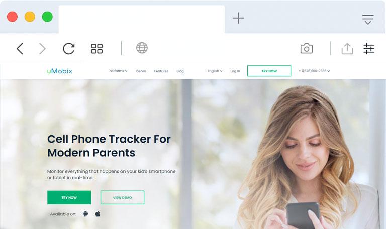 UMobix-call-history-tracker-app