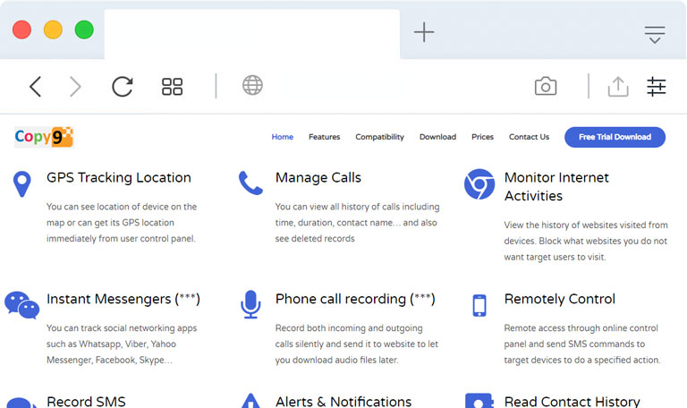 copy9-Call-history-tracker-app-other-features
