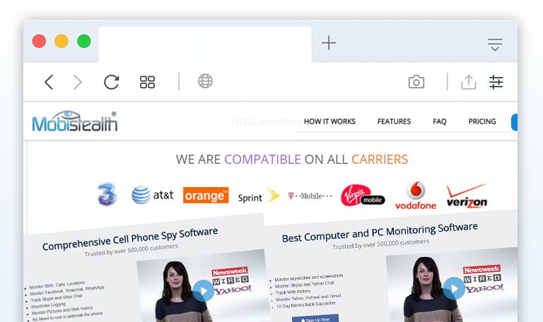 check mobistealth app compatibility