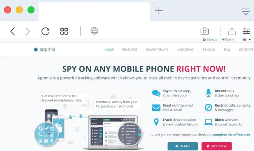 Appmia-mobile-tracking-app-review