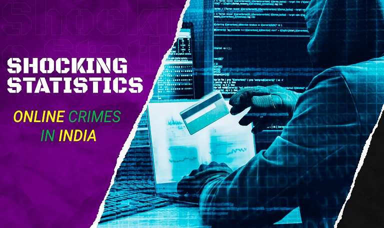 Online-Crimes-in-India-2021