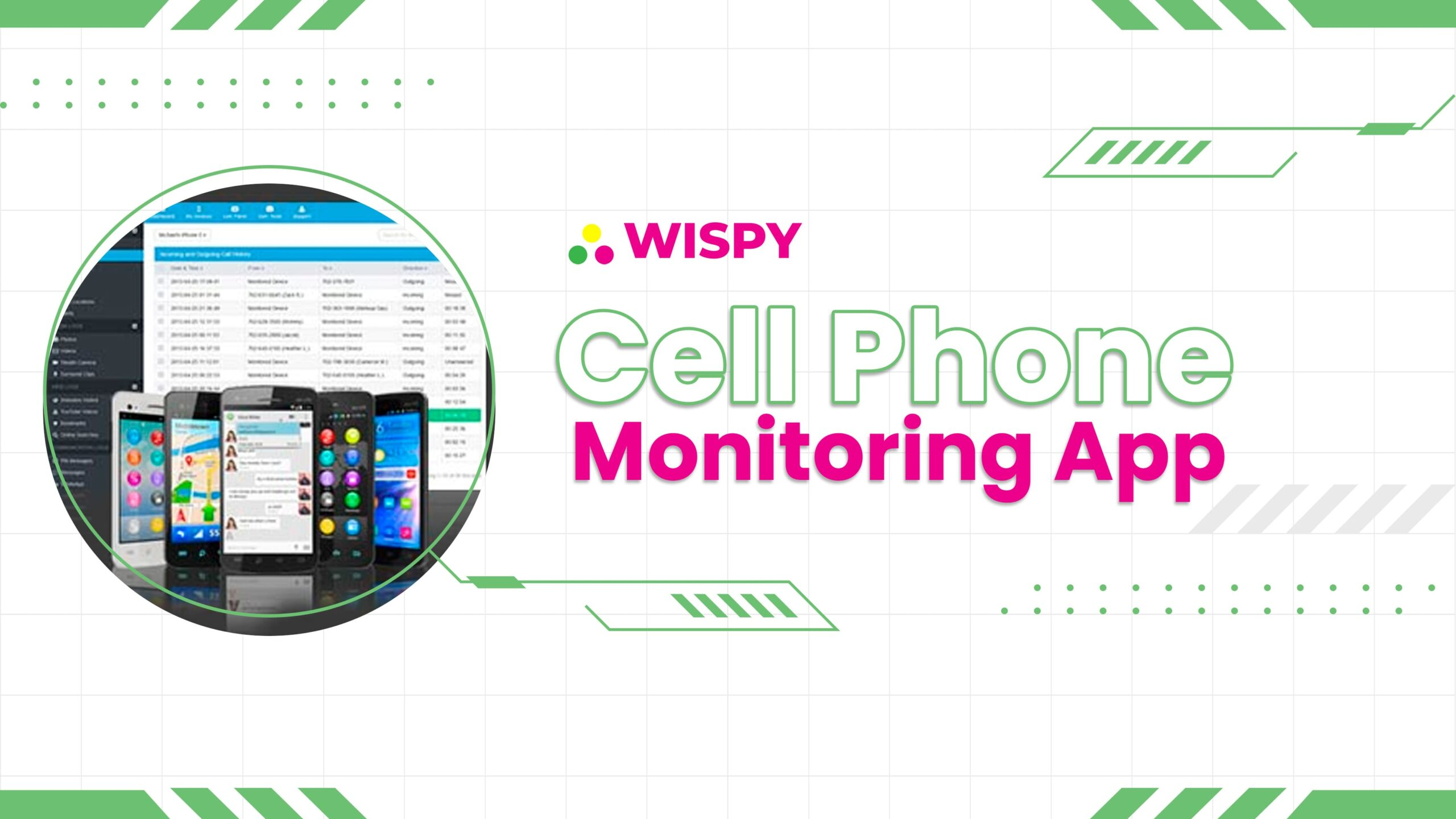 TheWiSpy Cell Phone Monitoring