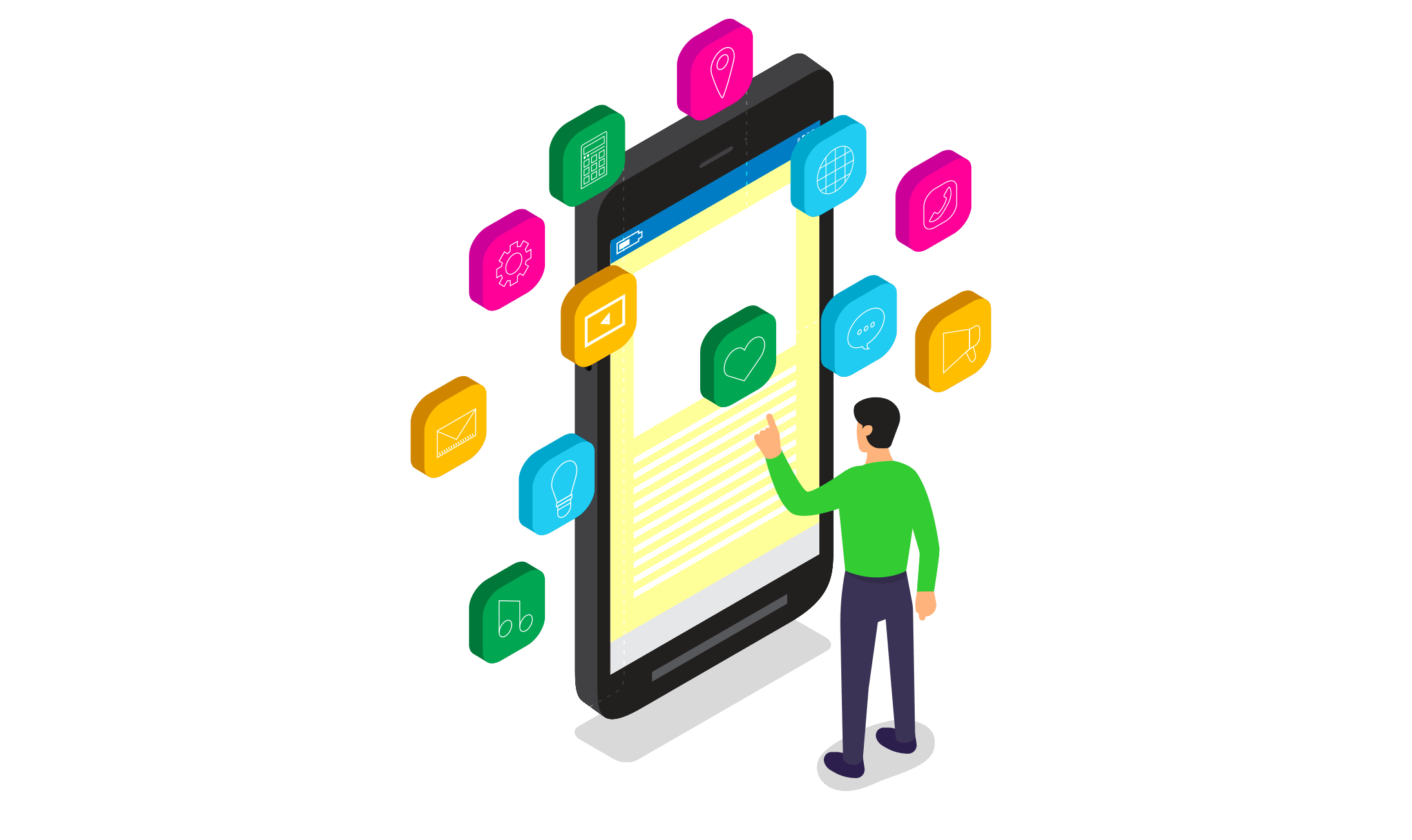 Manage Saved Apps on Work Phones & - Monitor Apps Installed on Company-Owned Devices